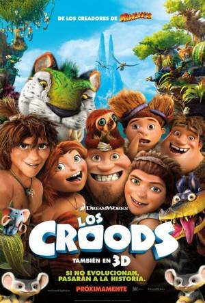 Los Croods Poster Final