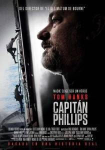 "Cartel de ""Capitán Phillips"""
