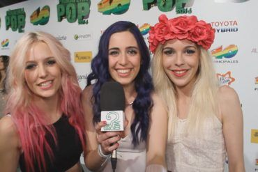 Sweet California Primavera Pop 2014