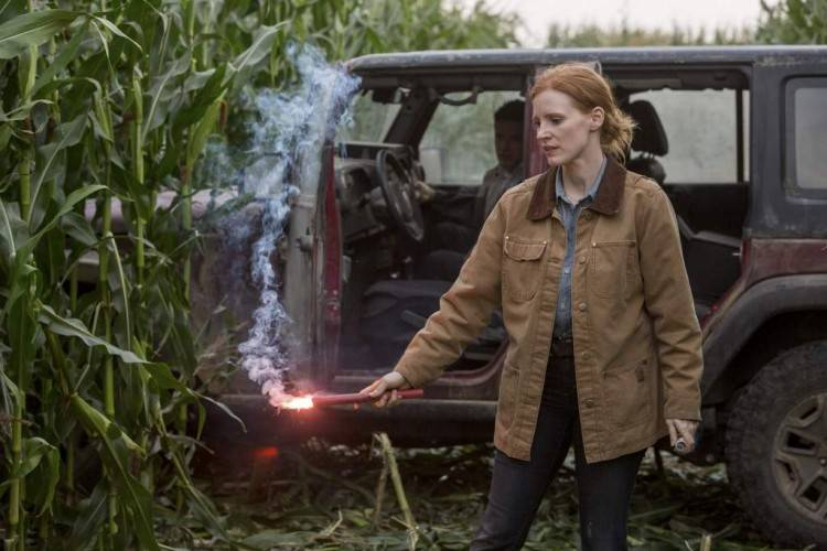Jessica Chastain - Foto película 'Interstellar' (Interestelar)