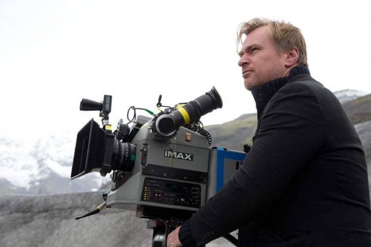 Christopher Nolan, director de la película 'Interstellar' (Interestelar)
