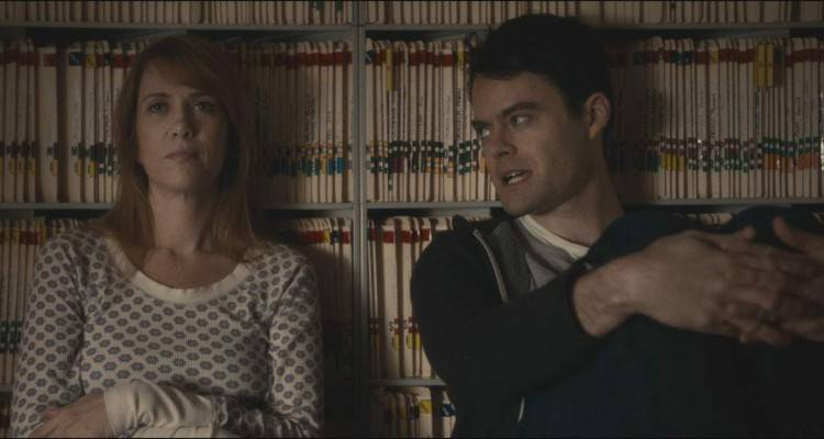 Kristen Wiig y Bill Hader en 'The Skeleton Twins'